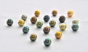 Bronze Chinese Pearls