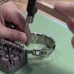 How to Replace an Inside Open Butterfly Buckle – Double Sleeve Pins