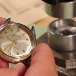 How to Press a Bezel Fit Watch Crystal into Place with a Watch Crystal Press