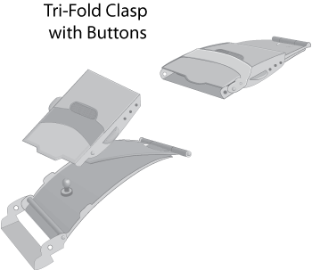 Tri-Fold-Clasp-with-Buttons