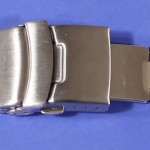 How to Replace a Tri-Fold Style Watch Band Clasp with Buttons and a Security Catch