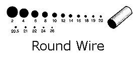 wire size square and circle wire esslinger comwire size wire size chart