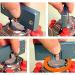 How to Close a Screw Down Case Back with a Case Wrench