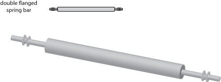 double-flanged-spring-bar
