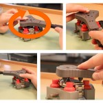 How to Close a Screw Down Case Back with a Jaxa Wrench