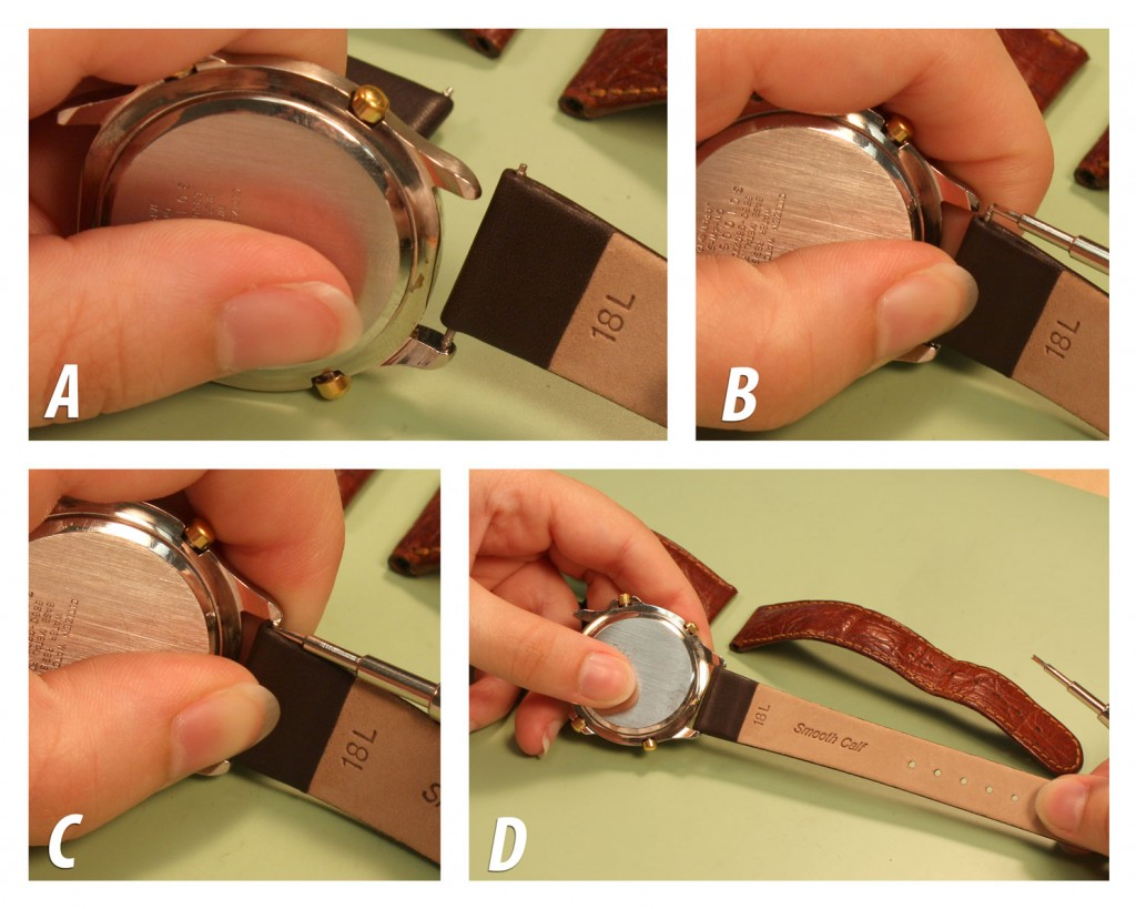 Change a Leather Watch Band_step10