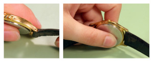 Change a Leather Watch Band_step1