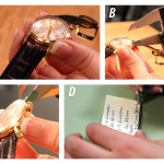 How to Measure a Watch Crystal in the Watch Case