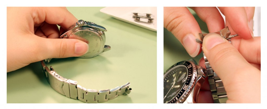 Change a Metal Watch Band_step11