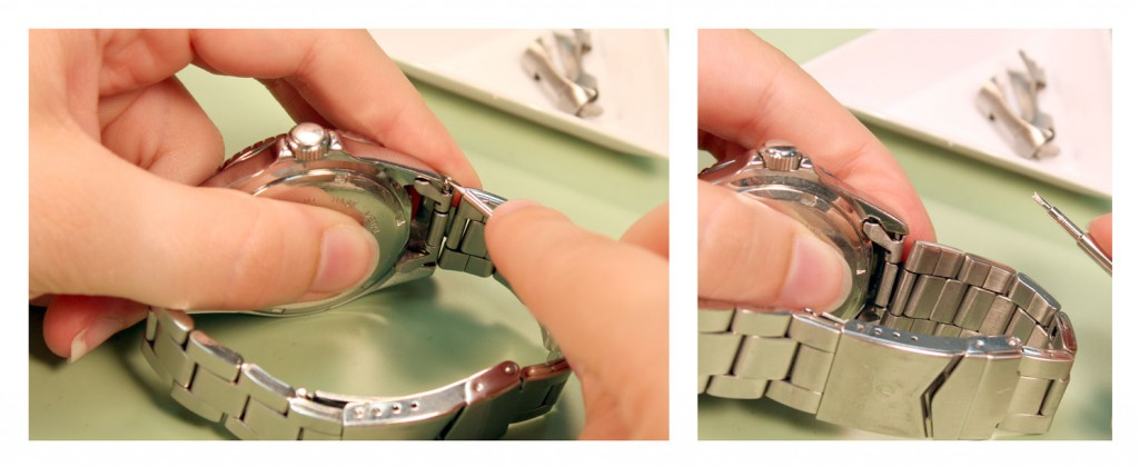 Change a Metal Watch Band_step13