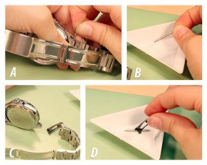 Change a Metal Watch Band_step3