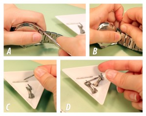 Change a Metal Watch Band_step5