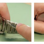 How to Change a Metal Watch Band – Spring Bar style without Holes on the Ends