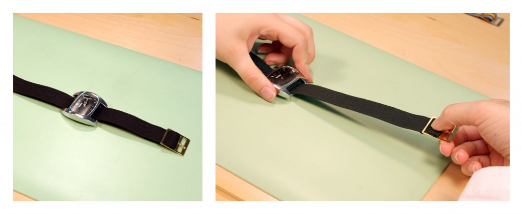 Change a Nylon Watch Band_step2