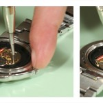 How to Remove a Watch Crown