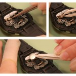 How to Replace Two Side-by-Side Watch Batteries