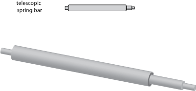 telescopic-spring-bar