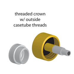 threaded_crown_with_outside_casetube_threads