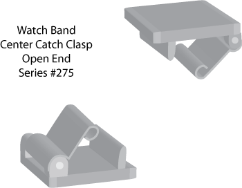 watch-band-center-clasp-open-end-series-275