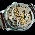 Master of Renewing Old Timepieces