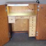 Watchmakers Work Bench Inside Cabinet – $400 (Wichita, KS)