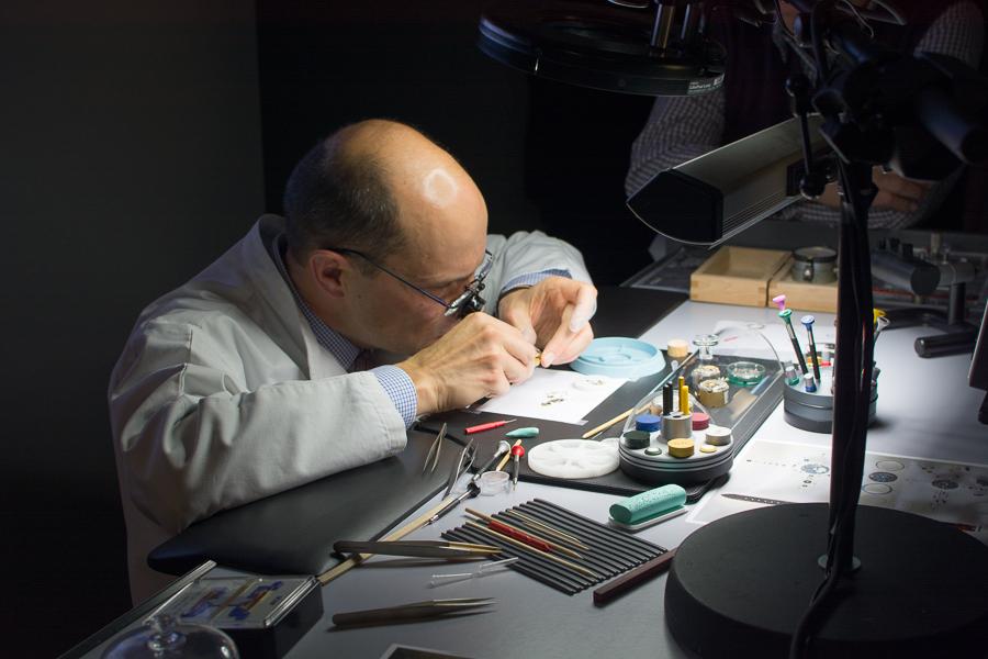 Patek Phillipe watchmaker