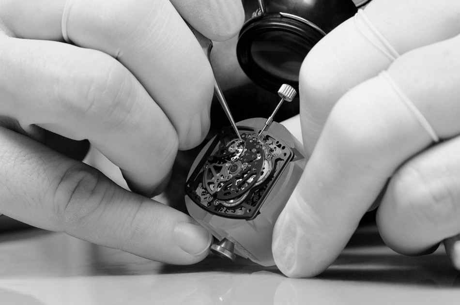 Watchmaker, Precision Watches, Jewelry