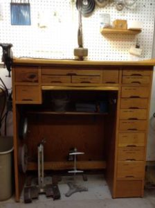 used watch bench