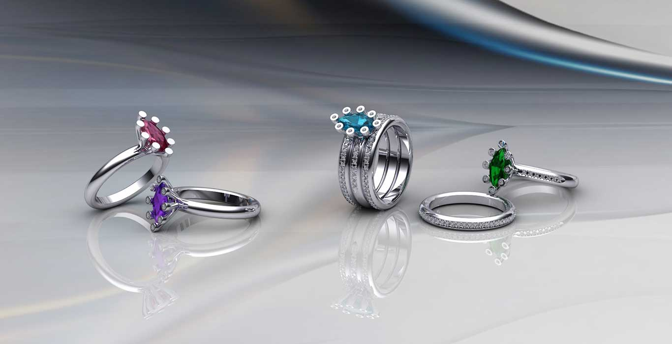 Job opening For Jewelry CAD Designer With Michael Page New York