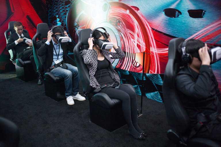 Virtual Reality, World, Watches