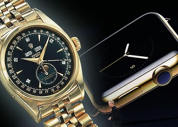 Swiss Watch, Smartwatch Fad