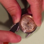 How to Remove a Bezel Fit Watch Crystal with a Bench Knife