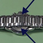 How to Replace a Butterfly Buckle with Push Buttons – Double Sleeve Pins