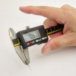 How to Measure a Dustproof Quartz Watch Crown without the Crown