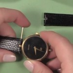 How to Change a Metal Watch Band – Gucci Style Screws
