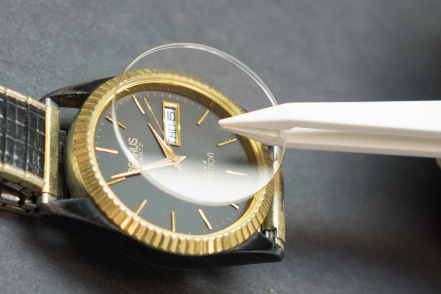 Replacement Watch Crystal