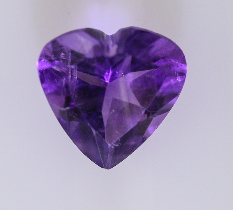 Purple Heart Gemstone