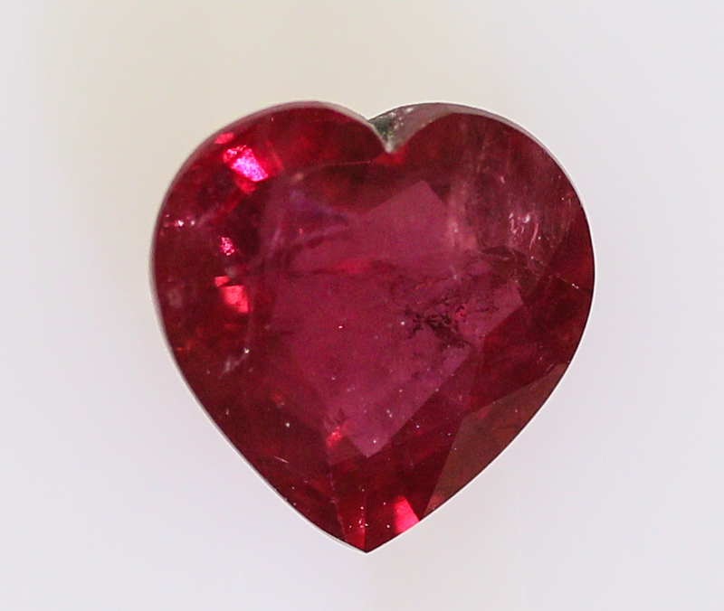 Heart Gemstone