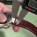 How to Change a Leather Watch Band – Spring Bar Style with Holes on the Ends