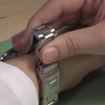 How to Determine the Number of Links to Remove from a Metal Watch Band