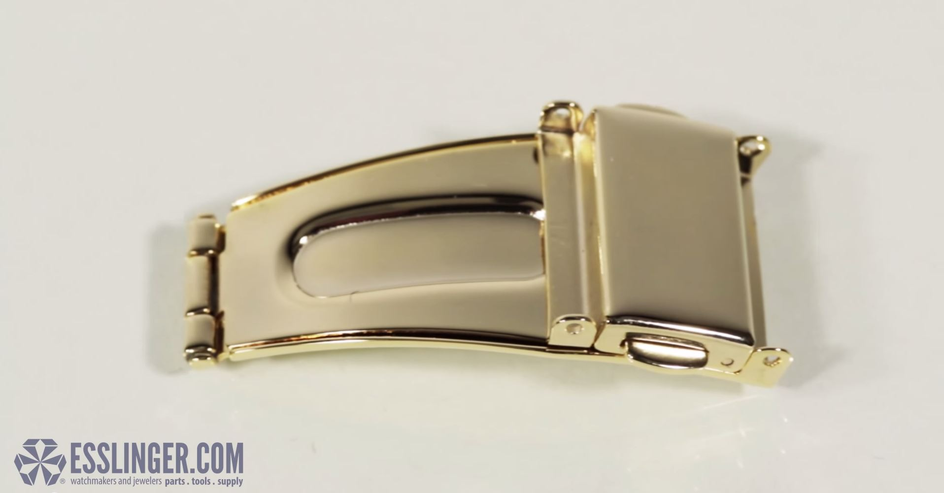 Watch Repair | Replacing Watch Band Clasp