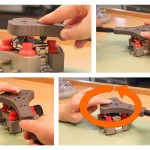 How to Open a Screw Down Case Back with a Jaxa Wrench