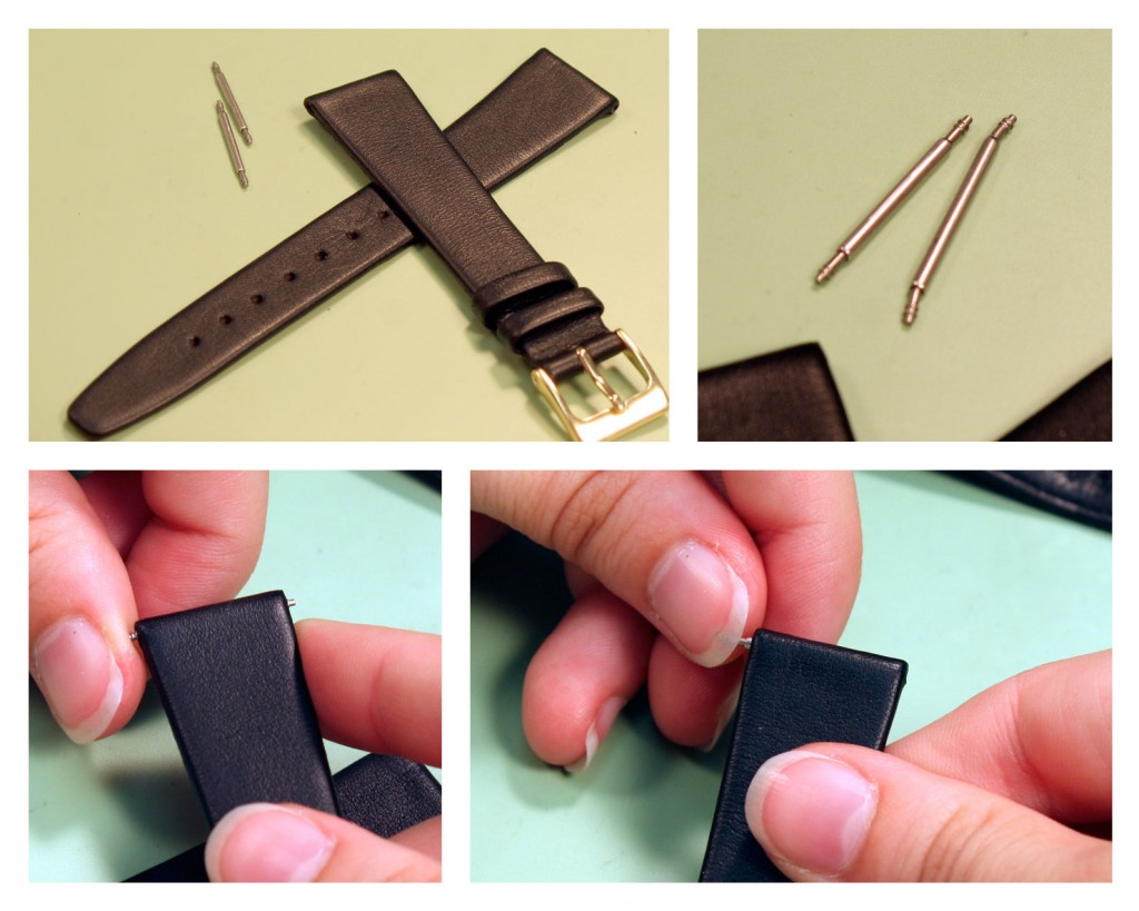 Change a Leather Watch Band_step8