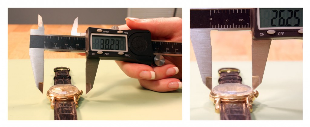Measure a Watch Crystal_step3