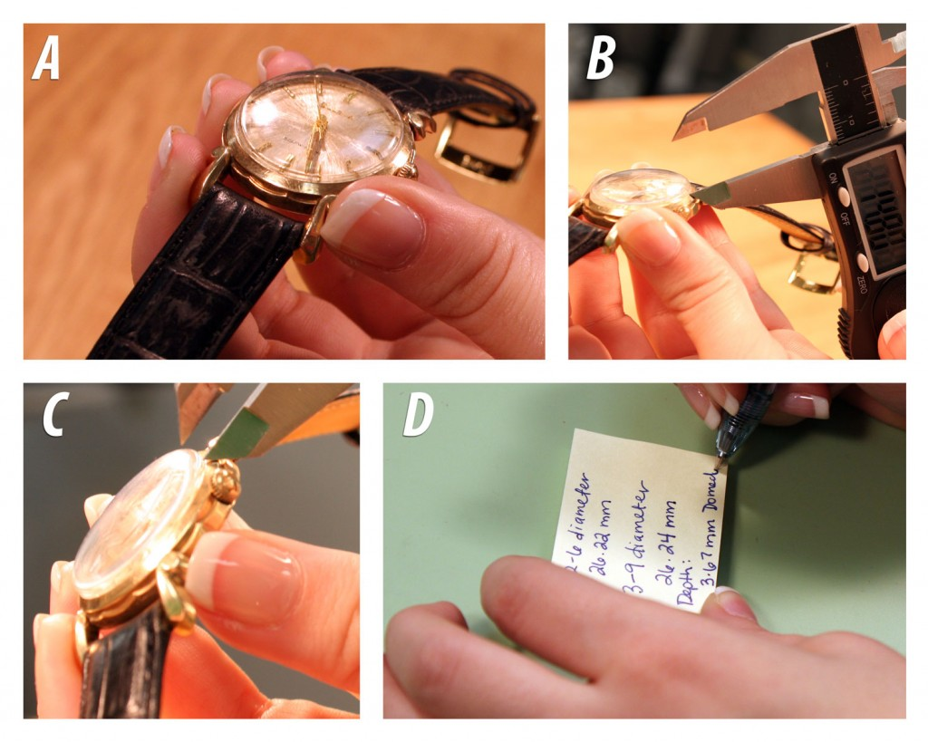 Measure a Watch Crystal_step4