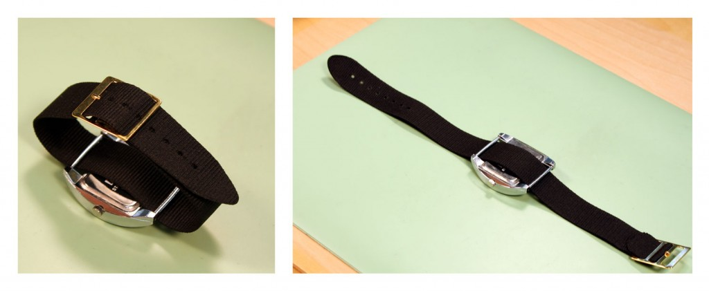 Change a Nylon Watch Band_step1