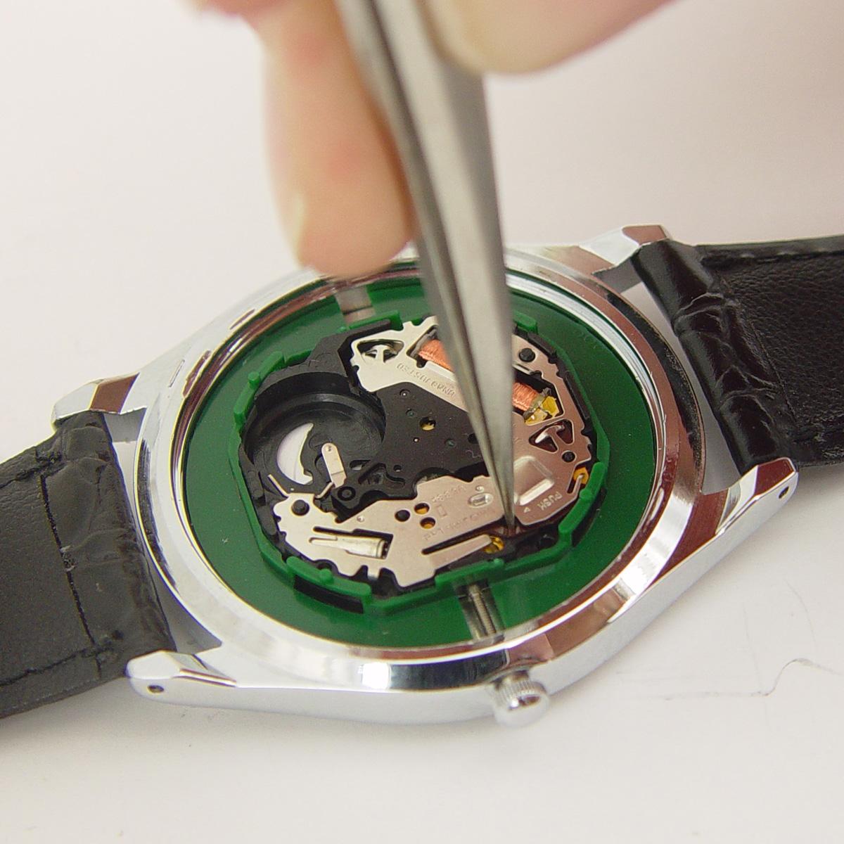 a33a03f23 Removing Watch Stem | Watch Stem Removal Tips | Esslinger.com ...