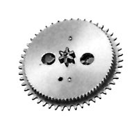 32.42 (1588) Alarm reversing wheel