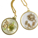 Keepsake Pendant Kits – Turn Sentimental Mementos Into Beautiful Jewelry