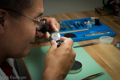 watchmaker job